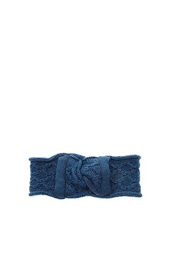 Accessoire pour cheveux bleu CELINE ROBERT pour femme
