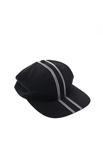 Casquette noir BLACK BARRETT BY NEIL BARRETT pour homme