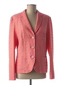 Veste casual rose LEBEK pour femme