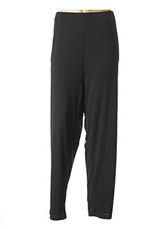 Pantalon 7/8 noir ANANKE pour femme