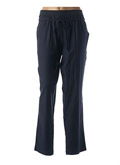 Pantalon 7/8 bleu LE PETIT BAIGNEUR pour femme