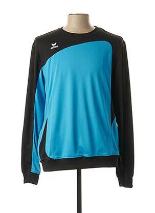 Sweat-shirt bleu ERIMA pour homme