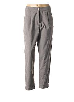 Pantalon casual marron LOLA ESPELETA pour femme