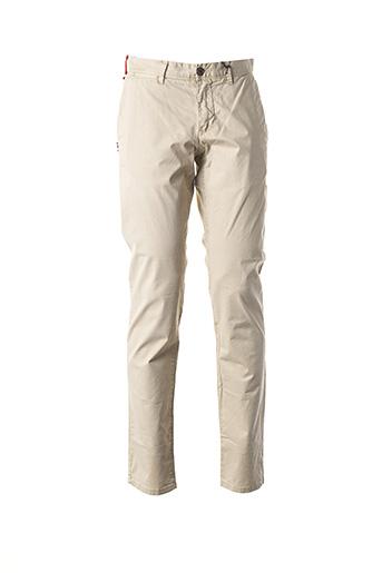 Pantalon casual beige AT.P.CO pour homme