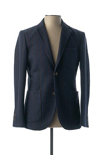 Veste chic / Blazer bleu AT.P.CO pour homme