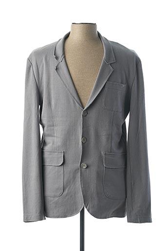 Veste chic / Blazer gris GAS pour homme
