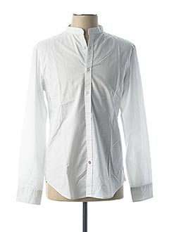 Chemise manches longues blanc AT.P.CO pour homme