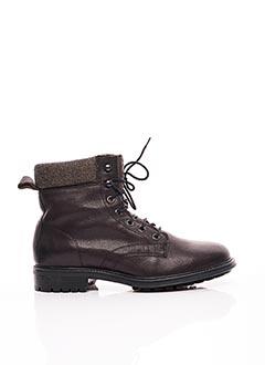 Bottines/Boots marron KENZO pour homme