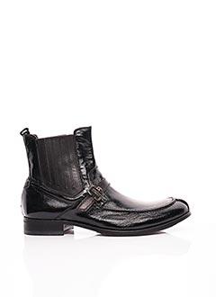 Bottines/Boots noir NEX-TECH pour homme