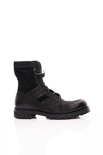 Bottines/Boots noir HUNDRED 100 pour homme