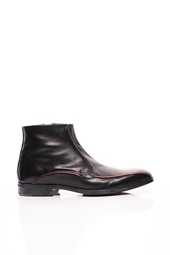 Bottines/Boots noir KOIL pour homme