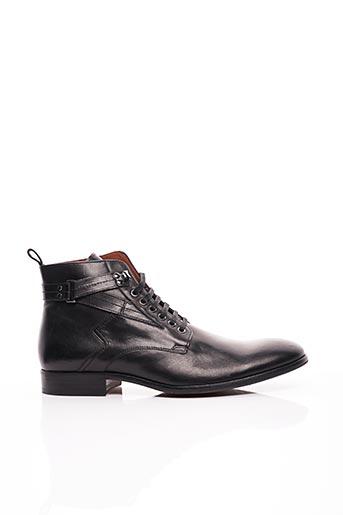 Bottines/Boots noir PAUL & JOE pour homme