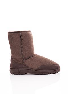 Bottines/Boots marron UGG pour homme