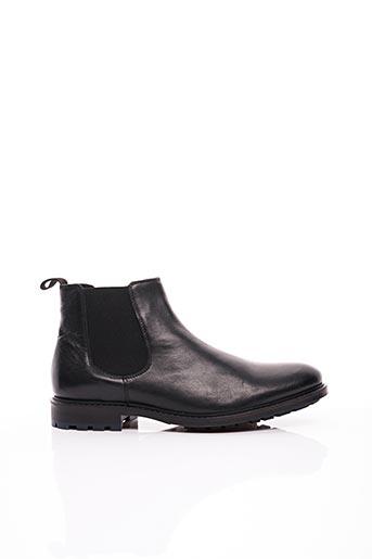Bottines/Boots noir ERIC FILLIAT pour femme