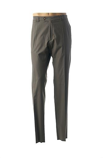Pantalon chic gris GIANNI MARCO pour homme