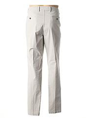 Pantalon casual gris LCDN pour homme seconde vue
