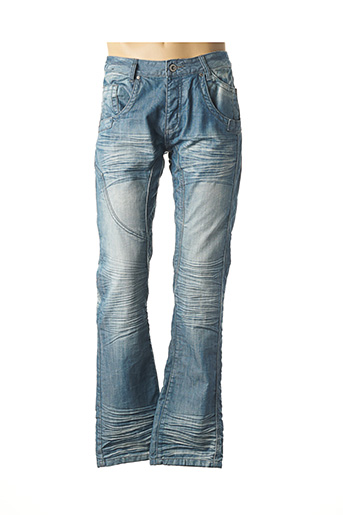 Pantalon casual bleu CBK pour homme