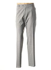Pantalon casual gris GIANNI MARCO pour homme seconde vue