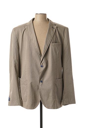 Veste chic / Blazer beige CALAMAR pour homme