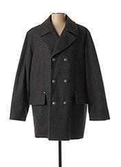 Manteau long gris DIGEL pour homme seconde vue