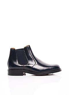 Bottines/Boots bleu ARTON SHOES pour homme