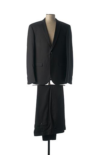 Costume de cérémonie noir LIGNE PRIVÉE pour homme