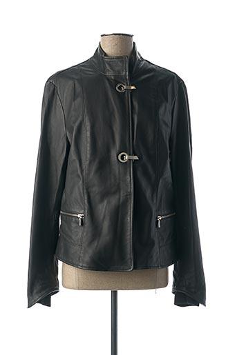 Veste casual noir ARMANI pour femme