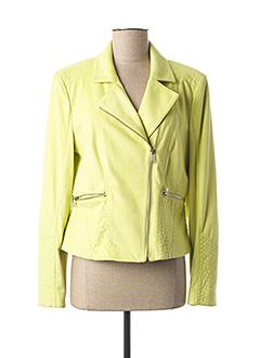 Veste casual vert GERRY WEBER pour femme
