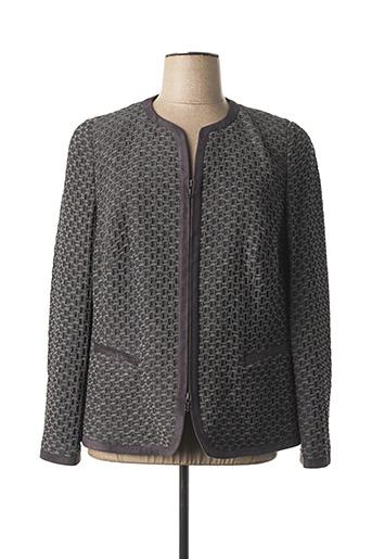 Veste casual gris BASLER pour femme