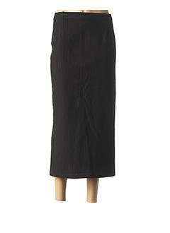 Jupe longue noir JEAN MARC PHILIPPE pour femme