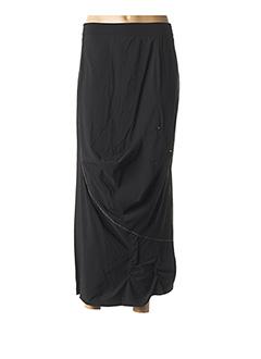 Jupe longue noir OLIVER JUNG pour femme