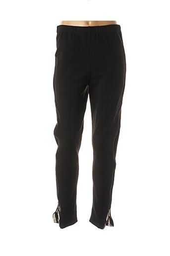 Legging noir EDMOND BOUBLIL pour femme