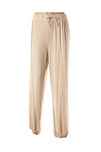 Pantalon casual beige ALAIN MURATI pour femme