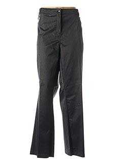 Pantalon casual bleu GIANI F pour femme