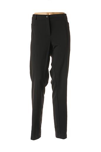 Pantalon chic noir COSTURA 40 pour femme