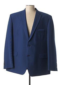 Veste chic / Blazer bleu GIANNI MARCO pour homme