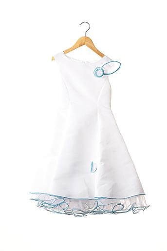 Robe longue blanc LE DRESSING DE LOLA pour fille