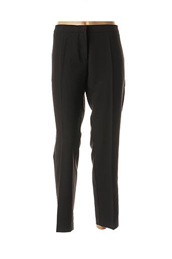 Pantalon 7/8 noir VOODOO pour femme