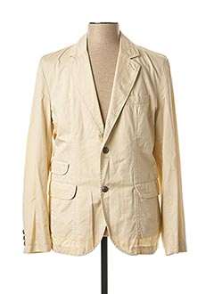 Veste casual beige HUGO BOSS pour homme