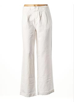 Pantalon casual blanc CLOSED pour femme