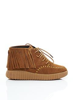 Baskets marron COOLWAY pour femme