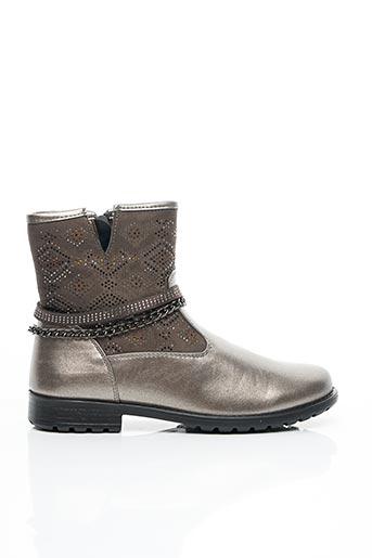 Bottines/Boots marron ASSO pour femme