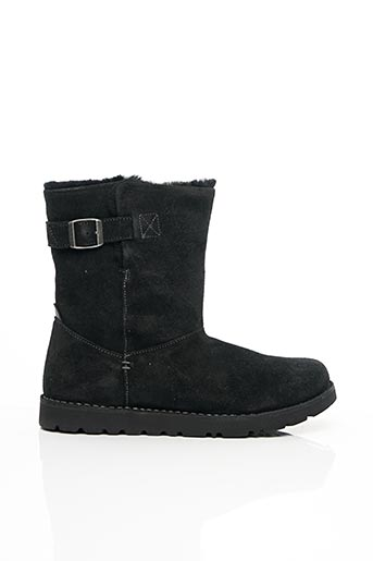 Bottines/Boots noir BIRKENSTOCK pour femme