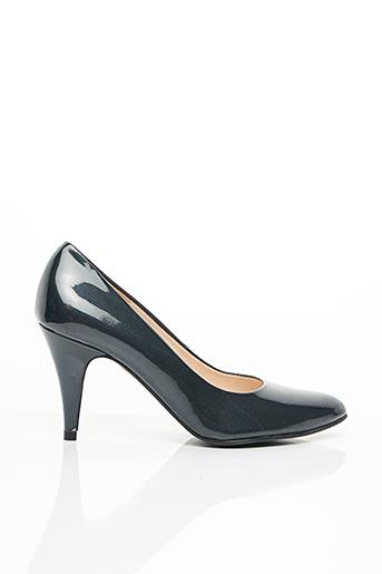 Escarpins gris ANNA VOLODIA pour femme