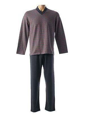 Pyjama gris IMPETUS pour homme