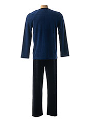 Pyjama bleu IMPETUS pour homme seconde vue