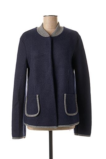 Veste casual bleu MAXMARA pour femme
