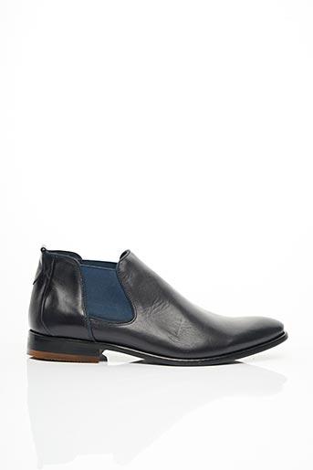 Bottines/Boots noir SARENZA pour homme