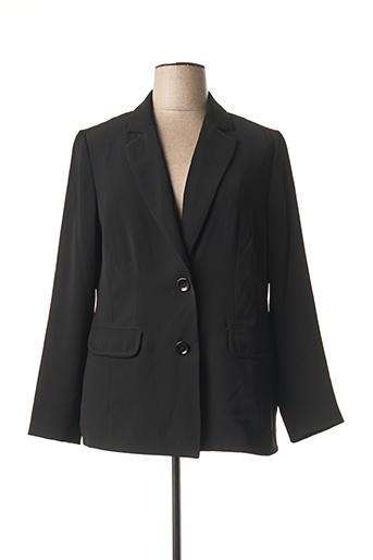 Veste chic / Blazer noir KJBRAND pour femme