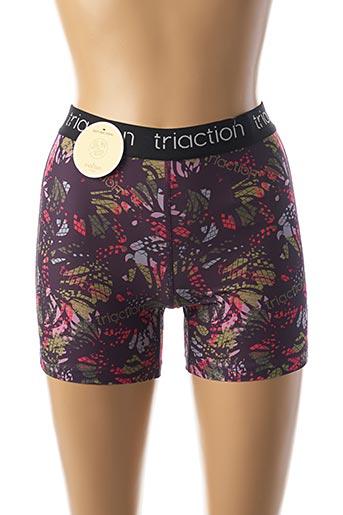 Panty violet TRIUMPH pour femme